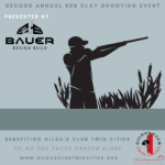 Second Annual BDB Clay Shooting Event in benefit of Gilda's Club Twin Cities | Registration Open!