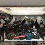 Wreaths for Okalee of Medina Residents