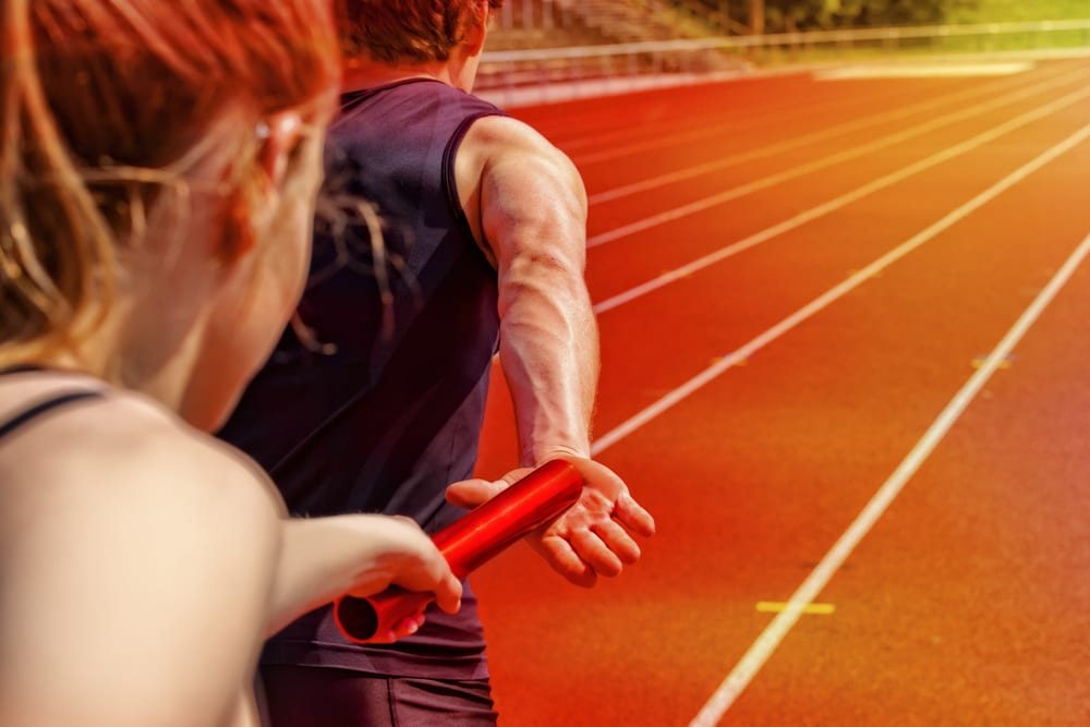 Leadership as a Relay Race – The Impact of Taking the Long View
